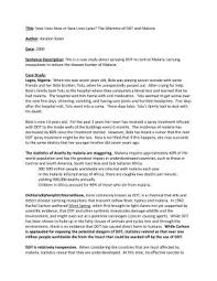 LifeSciTRC org   General Collection  Environmental Ethics Case Studies LifeSciTRC