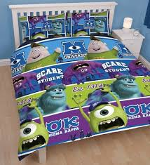Monsters University Bedding, Curtains And Bedroom Accessories