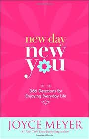 Joyce Meyer Enjoying Everyday Life Quotes Gorgeous New Day New You 48 Devotions For Enjoying Everyday Life Joyce