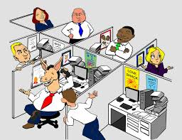 office cubicle clipart. Exellent Clipart Clip Art Cubicle Life Clipart Shakespereances And Office Clipart F
