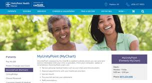 Access Mychart Meriter Com Myunitypoint At Unitypoint