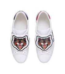 gucci shoes price list. shoes: sneakers gucci new ace tiger patch shoes price list