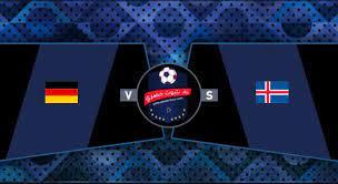 نتيجة مباراة المانيا وايسلندا اليوم 08/09/2021 في تصفيات كاس العالم
