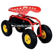 garden seat on wheels garden seat on wheels photo 3 of 8 garden tractor seat cart garden seat on wheels