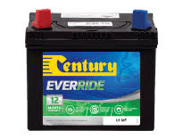 Ride-On Lawn Mower Batteries - Century Batteries