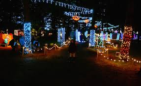 Christmas In The Garden At The Oregon Garden | A New Life Wandering