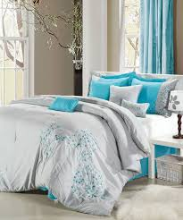 bedroom ideas for teenage girls blue. Teen Bedroom:Beautiful Blue Pillows And Curtains For Teenage Girls Bedroom Decor With Grey Blanket Ideas