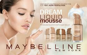 the perfect airbrush finish challenge with maybelline dream liquid mousse foundation
