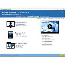 Resumemaker Simple Amazon ResumeMaker Professional Deluxe 48 [Download] Software