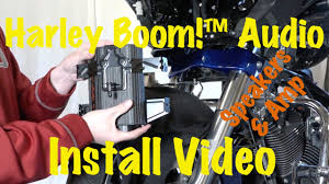 install harley davidson boom audio stage 1 or 2 front fairing install harley davidson boom audio stage 1 or 2 front fairing amplifier speakers tutorial