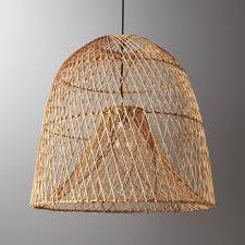 Rattan Pendant Light Basket Pendant Light Australia Pogot Bietthunghiduong Co