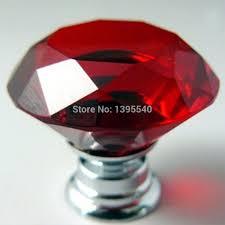 Glass Kitchen Cabinet Pulls Popular Red Cabinet Pulls Buy Cheap Red Cabinet Pulls Lots From