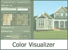 Beautiful Exterior House Color Visualizer Ideas - Amazing Design .