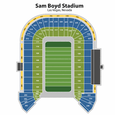 Sam Boyd Stadium Virtual Seating Chart El Super Clasico Tickets Club America Of Mexico Vs Chivas
