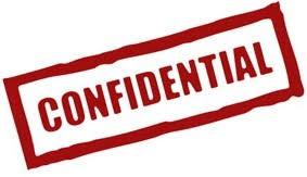 The Webinar Blog: Stop Calling Your Presentation Confidential