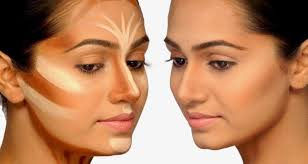 1how to contour makeup