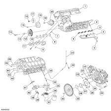 15 passenger van v10 engine diagram of parts major exterior components