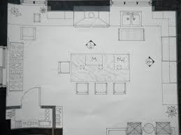 Kitchen Floor Plan Designer Tiffany Leigh Interior Design Kitchen Floor Plans And Elevations