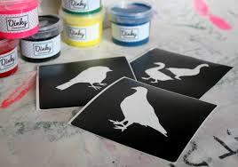 screen printing craft kit