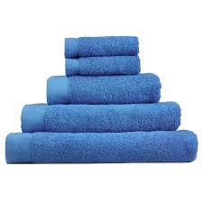 Towel And Bath Mat Range Royal Blue Towels Bath Mats