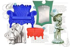 Alice in wonderland inspired furniture Baby Alice In Wonderland Decor Sheknows Alice In Wonderlandinspired Home Décor Sheknows