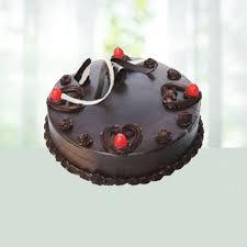 Send Designer Chocolate Cake 2kg Online Gifts To India Phoolwala