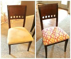 reupholster dining chair seat recovering leather dining chairs impressive reupholster faux leather dining chair recover dining