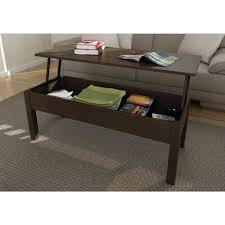 home glamorous mainstays lift top coffee table