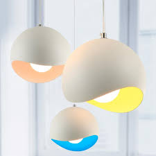 colored pendant lighting. new modern art colored pendant lights kitchen restaurant decorative lamps hanging light fixture for dinning lighting i