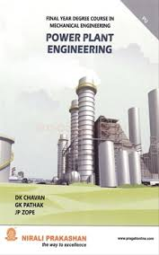 Power Plant Engineering Mechanical Engineering Nirali Prakashan
