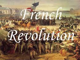 Resultado de imagen para french revolution