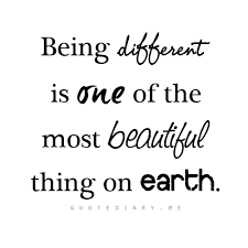 Different Is Beautiful Quotes Best Of 24 Famous Being Different Quotes And Sayings