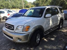 Toyota Sequoia In Florida For Sale ▷ Used Cars On Buysellsearch