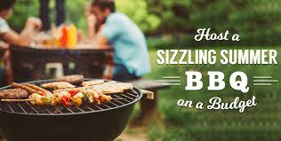 The days are getting longer, the temperatures are rising and the kids are  days away from the end of the school year  that's right  BBQ season is  here!