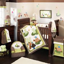 entrancing baby nursery room decoration with various circus baby bedding delectable image of baby nursery