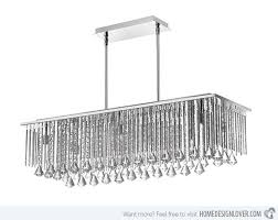 linear crystal chandelier. Rectangular Crystal Chandelier Linear R