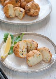 Japanese Fried Fish Cakes Satsuma Age Recipetin Japan