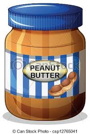 peanut butter clipart. Perfect Clipart A Jar Of Peanut Butter  Csp12765041 To Peanut Butter Clipart E