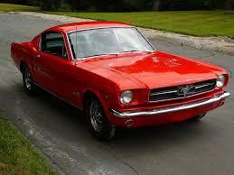 1965 Ford Mustang for sale #1996534 - Hemmings Motor News