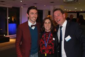Rory Curley, Therese Dillon, Brendan Kelly - The PIE News