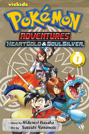 Pokémon Adventures: HeartGold and SoulSilver, Vol. 1   Book by Hidenori  Kusaka, Satoshi Yamamoto   Official Publisher Page