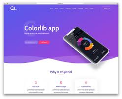 Aspx Templates Free Download 40 Best Free Mobile Friendly Website Templates 2019 Colorlib