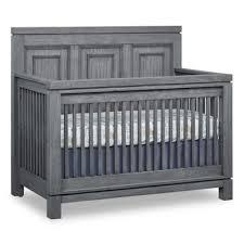 rustic crib furniture. Convertible Cribs \u003e Soho Baby Manchester 4-in-1 Crib In Rustic Grey Furniture E