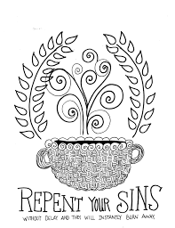 Free Scripture Coloring Pages Printable Zenspirations
