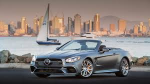 Mercedes-AMG SL65 (2016) review by CAR Magazine
