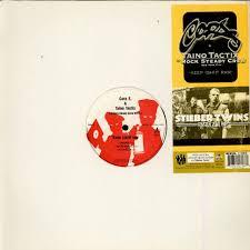 Cora E Taino Tactix Stieber Twins Keep Shit Raw Vinyl 12