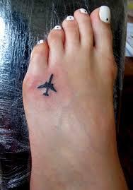 нефть путешествие полет тату самолет Tattoo Airplain Aerobus