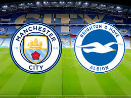 Man City vs Brighton live: confirmed ...
