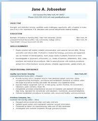 Sample Resume For Nursing Student Magnificent Nursing Student Resume Sample Graduate Filename Yomm
