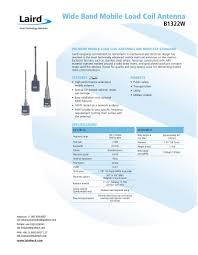 Bb1322w Laird Antennas Mouser